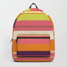 Miami Stripes Backpack