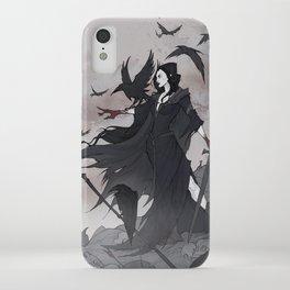 Morrigan iPhone Case