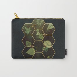 Bees in Space Carry-All Pouch