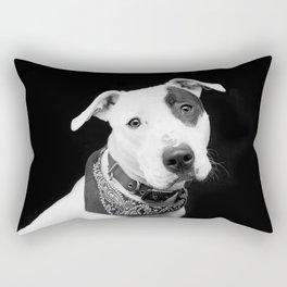 Frankie #2 Rectangular Pillow