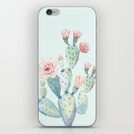 Cactus 2 #society6 #buyart iPhone Skin