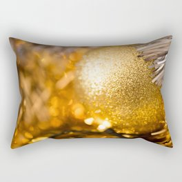 Golden Cheer III Rectangular Pillow