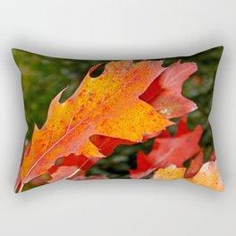 leaves in Autumn Rectangular Pillow