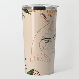 Jungle girl Travel Mug