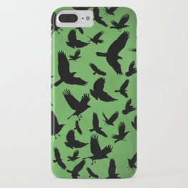 Morrigan's Murder iPhone Case