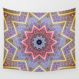Mandala Faaa Raaa Oooon  Wall Tapestry
