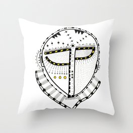 Mizat Throw Pillow