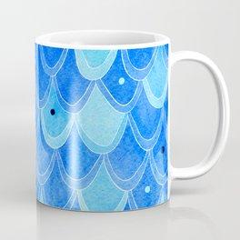Tip the Scales - Blue Coffee Mug
