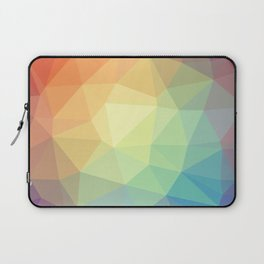 LOWPOLY RAINBOW Laptop Sleeve