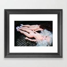 Barbeque Framed Art Print