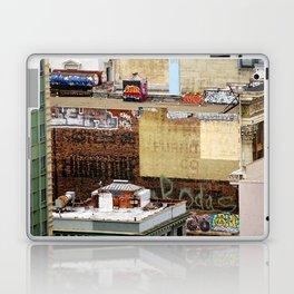 San Francisco behind the scene Laptop & iPad Skin