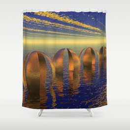 Harmonie Shower Curtain