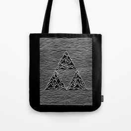Triforce // Joy Division Tote Bag