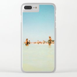 2900 Miles #1 Clear iPhone Case