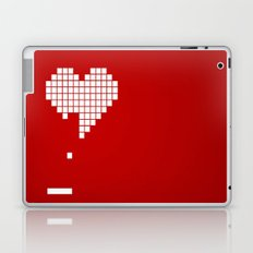 Arknoid Heart Laptop & iPad Skin