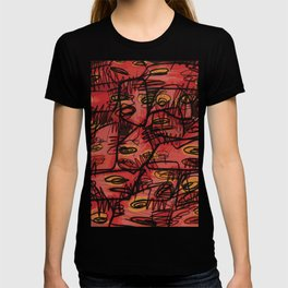 *ABSTRACT_A T-shirt