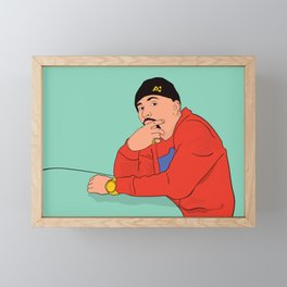 A1NWG Framed Mini Art Print