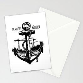 Ta mig till kärleken Stationery Cards