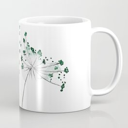 wild carrot watercolor Coffee Mug