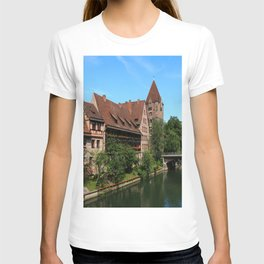 At The Pregnitz - Nuremberg T-shirt