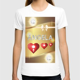 Angela 01 T-shirt
