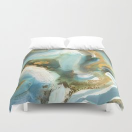THE SEA Duvet Cover