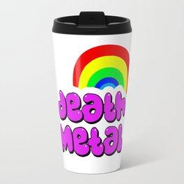 death metal funny Travel Mug