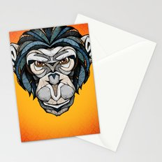 Chimpanzee Stationery Cards