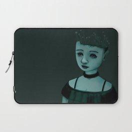 Night Girl II Laptop Sleeve