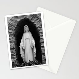 Blessed Mother Stationery Cards