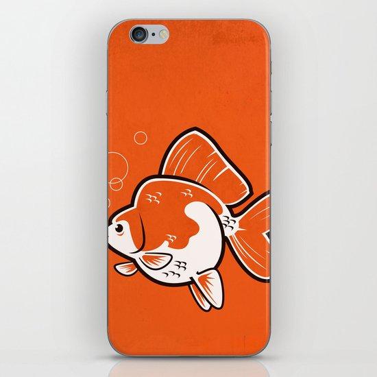 Ryukin Goldfish iPhone & iPod Skin