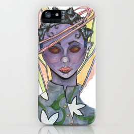 Fatiana the dragonfly fairy  iPhone Case