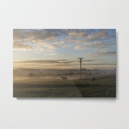 Sunrise Metal Print