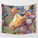 Hippie Horse by folknfunky