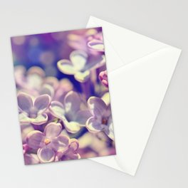 Spring 301 lilac Stationery Cards