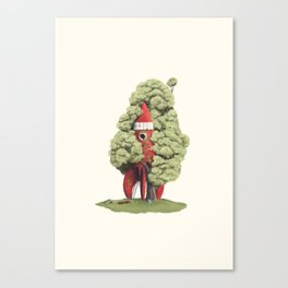 3… 2… 1… Canvas Print
