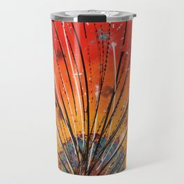 Sacred fire Travel Mug