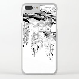 Fiorile Clear iPhone Case