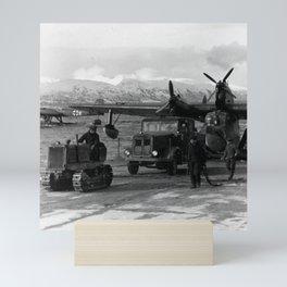 Blohm&Voss BV 138 Mini Art Print