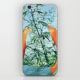 Conversation with Nature iPhone Skin