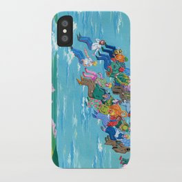 Plane Without Plane iPhone Case