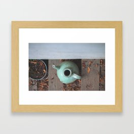 Shape Framed Art Print