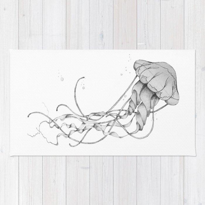 Sketchy Jelly Rug