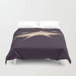 Star in Space Duvet Cover