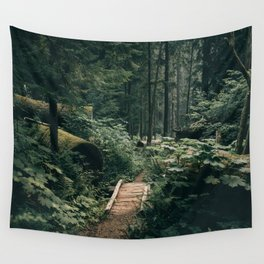 Happy Trails XV Wall Tapestry