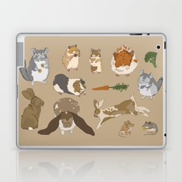Small pets Laptop & iPad Skin