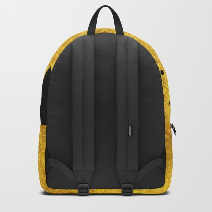 fall abstraction #6 Backpack