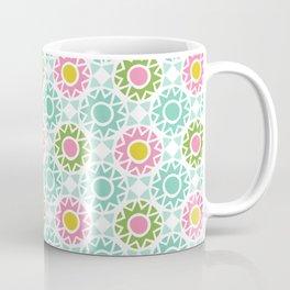 Bright Moroccan Mod Coffee Mug
