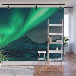 Aurora Borealis (Northern Lights) Wall Mural