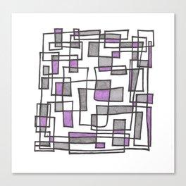 cuadrado Canvas Print